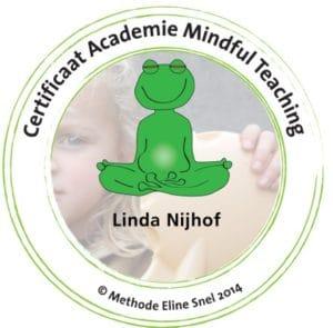 Certificaat Linda Nijhof