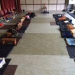 Relax More - Een variëteit aan bankjes tijdens een Zutphense Zen-dag.