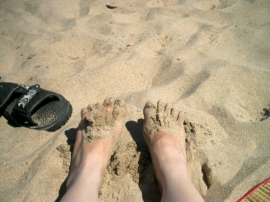 Relax More - De grond onder m'n voeten