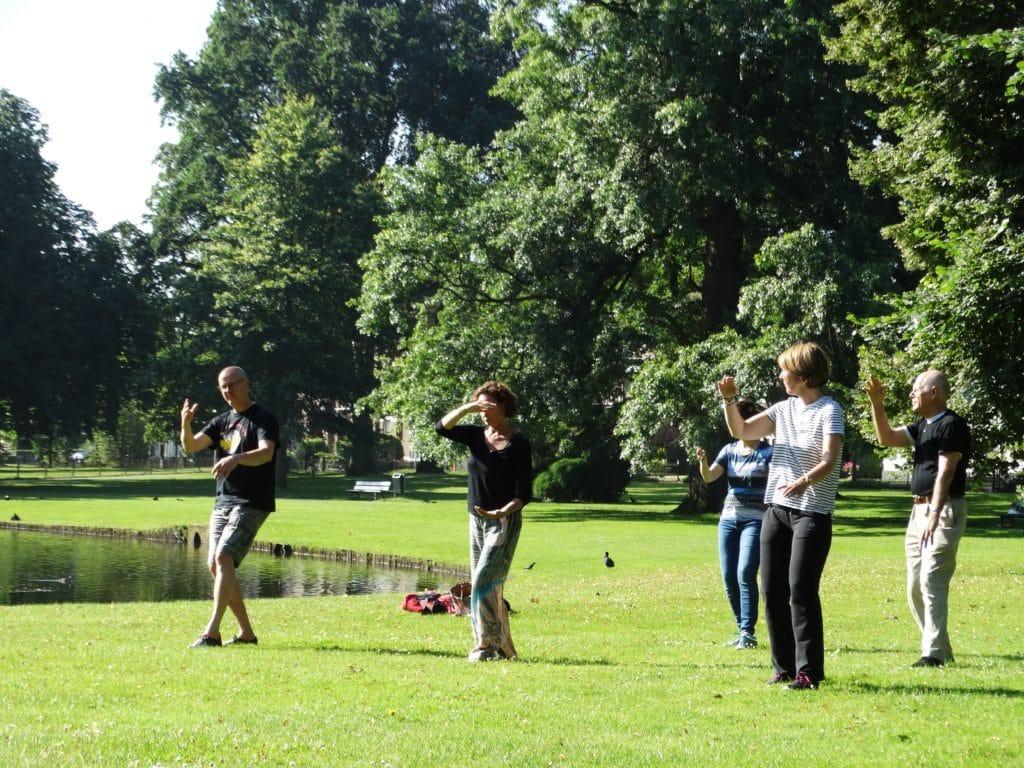 Relax More - Zomerlessen in het park 3