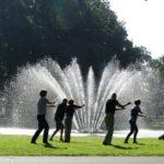 Relax More - Zomerlessen in het park