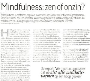 Relax More - Uitglijder in Psychologie Magazine