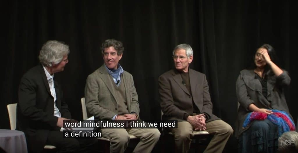 Relax More - Jon Kabat-Zinn over mindfulness