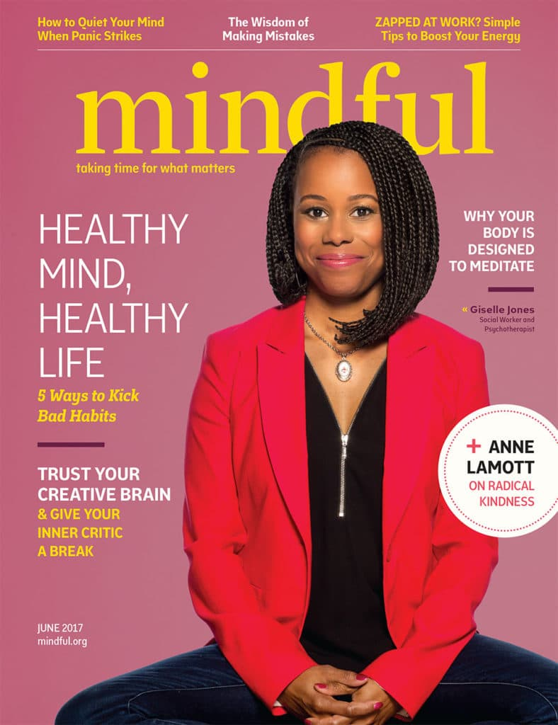 Relax More - Mindful Magazine