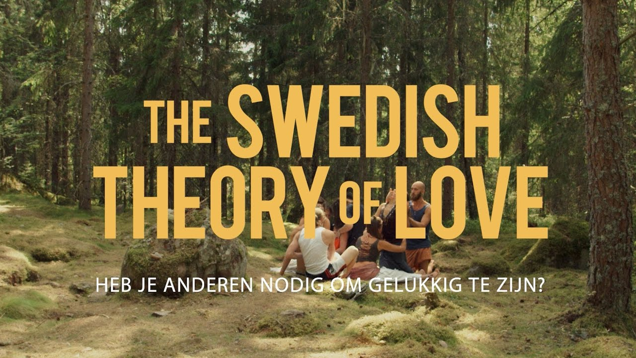 Relax More - The Swedish Theory of Love 1