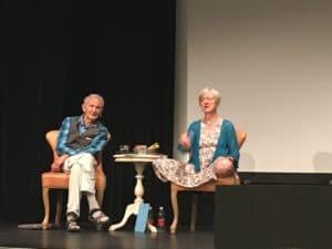 Peter Levine en Marianne Bentzen