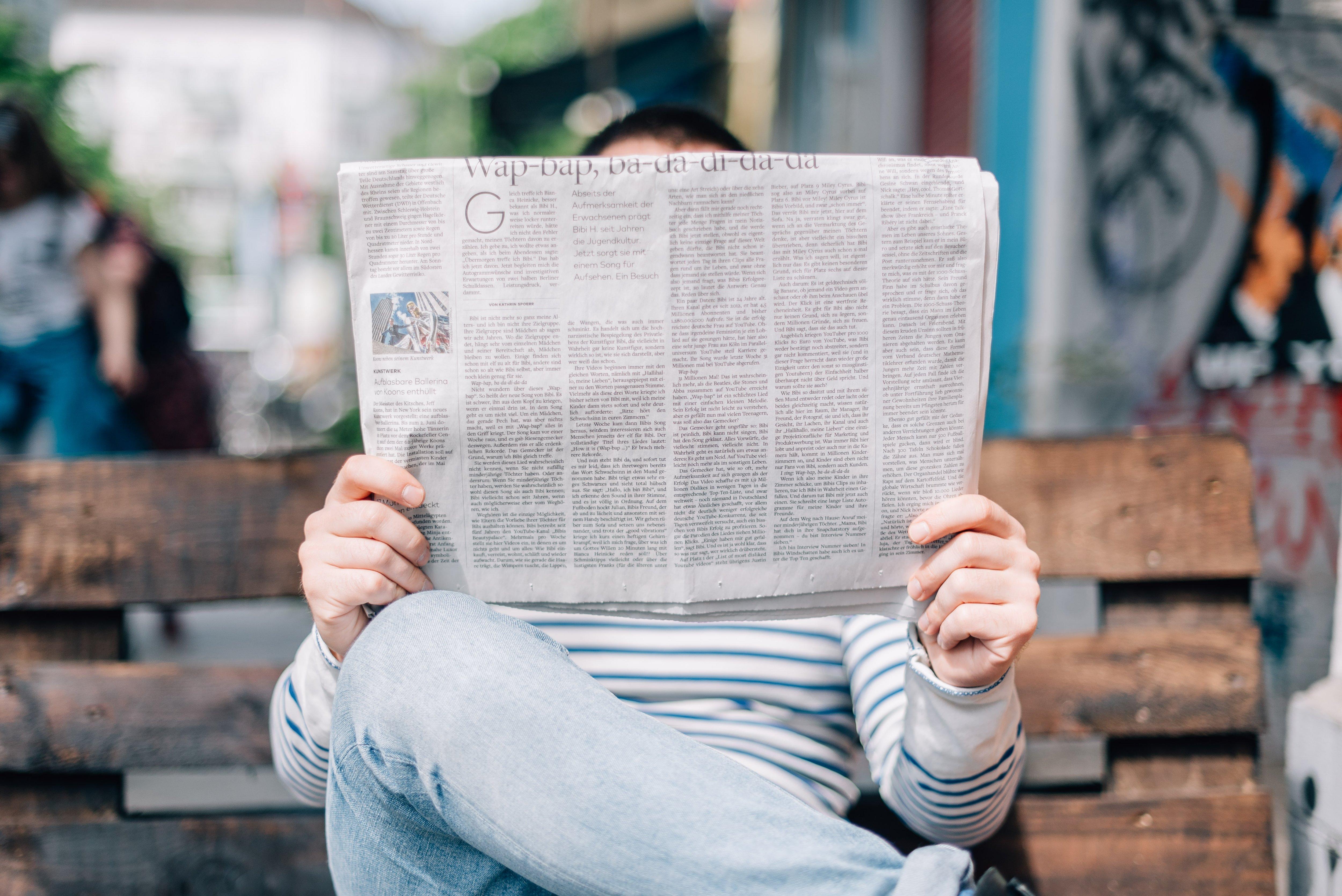 Relax More - Journalistieke vernieuwing 1