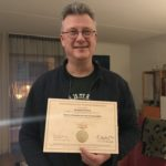 Relax More - Certificaat Somatic Experiencing Practitioner!