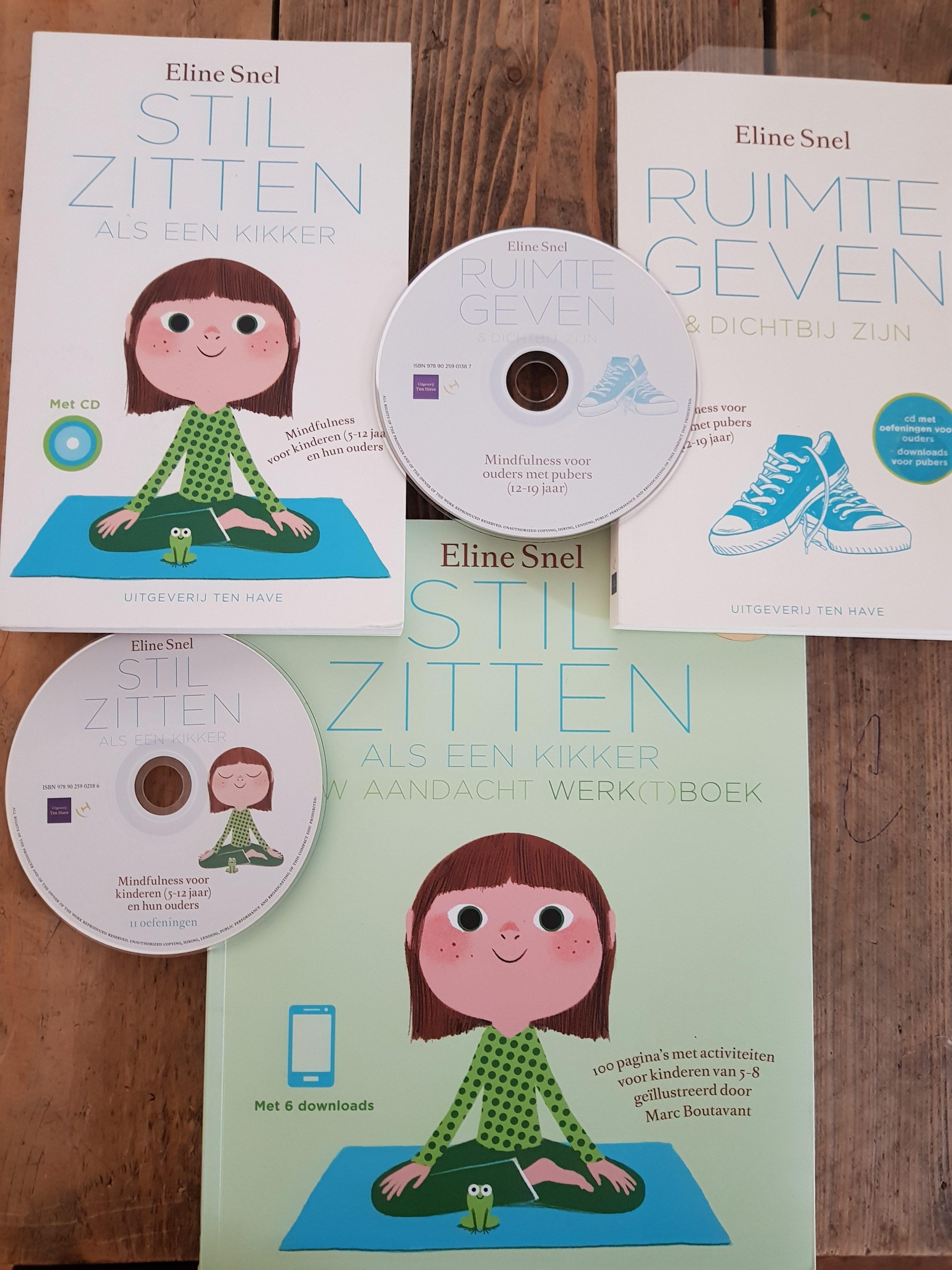 Relax More - Om mee te beginnen - Lees- en kijktips Mindfulness voor kinderen 4