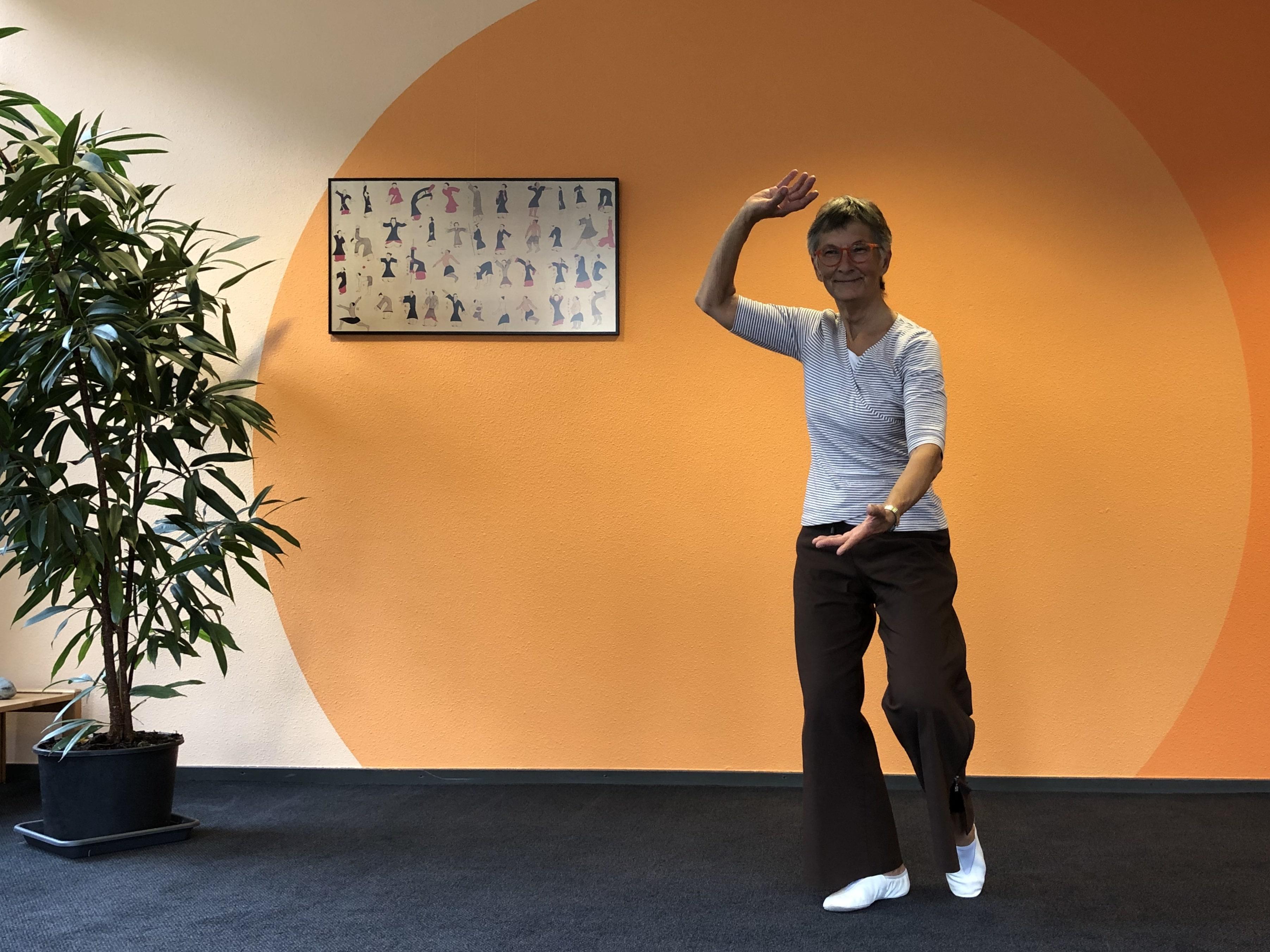 Relax More - Terug van weggeweest: Qi Gong met Lies 1