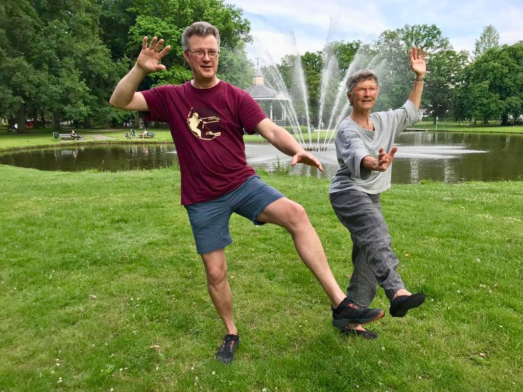 Relax More - Qigong en Tai Chi in de buitenlucht is echt anders